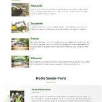exemple site web entreprise travaux aix en provence